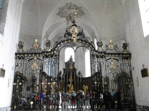 Église Abbatiale | Abbaye de Valloires