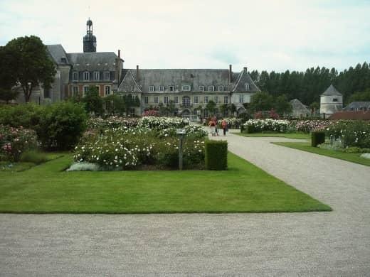 Cloître | Abbaye de Valloires